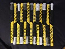 X9 set of GOLF PRIDE New Decade Multi Compound Golf Grips [X9 YELLOW] 60R
