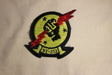 USN VF-213 PATCH Top Gun