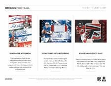 SEATTLE SEAHAWKS 2018 PANINI ORIGINS FOOTBALL 8 BOX HALF CASE BREAK #18