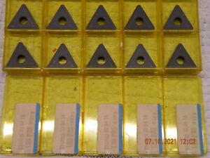 x10 Sandvik TNMG 220416 135 P35 Carbide inserts new