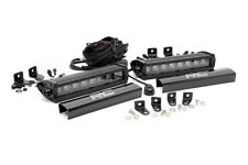 "Rough Country 8"" LED Grille Kit (fits) 2017 Ford F250 Lariat 
