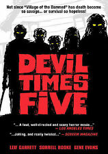 Devil Times Five, Good DVD, Dawn Lyn,Tierre Turner,Gene Evans,Sorrell Booke,Leif