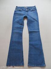 Levi's ® 479 Booty Flare Jeans EVASE Pantalon, W 30/L 34, patte d'eph, comme neuf! 38