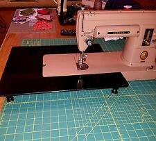 "SINGER 301 EXTENSION TABLE LONG BED SEWING ATTACHMENT 14"" X 18"""