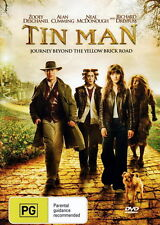 Tin Man Movie DVD R4 Anna Galvin