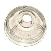 Glass Fuel Bowl for Tractors with CAV Type Diesel Fuel Filter Systems