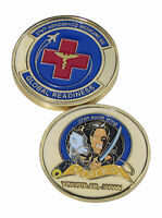 374th Aerospace Medicine SQ Challenge Coin