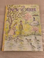 Vintage The New Yorker Magazine June 10 1985