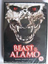 Beast of the Alamo [DVD 2012] New Sealed Region 2 PAL