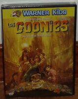 LOS GOONIES DVD NUEVO PRECINTADO STEVEN SPIELBERG AVENTURAS (SIN ABRIR) R2