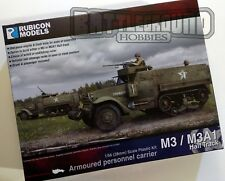 Rubicon Models: 280027 US M3 / M3A1 Half Track - Bolt Action or WW2 Games