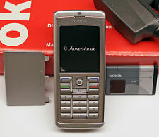 NOKIA E60 SMARTPHONE HANDY MOBILE PHONE TRIBAND MP3 UMTS WLAN BLUETOOTH NEU NEW