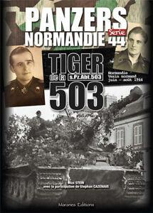 Tiger de la 503: s.Pz.Abt.503
