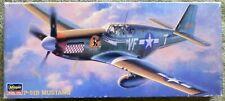 Hasegawa (51311) P-51B Mustang in 1:72 Scale