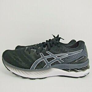 WOMEN'S ASICS GEL NIMBUS 23 size 10 ! WORN LESS THAN 5 MILES !RUNNING SHOES!