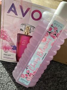 Avon Cherry Blossom Bubble Bath 500ml