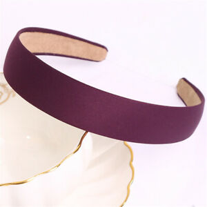 Hairband Fabric Knot Chic Tie Accessories Bands Hair Headband Women's Hoop Cross