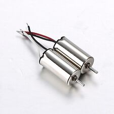 2pcs Cheerson CX-10 CX-10A RC Quadcopter Helicopter Spare Motor CX-10-005 CW CCW