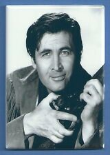 DANIEL BOONE *2X3 FRIDGE MAGNET* FESS PARKER FILM TV ACTOR DAVY CROCKETT WESTERN
