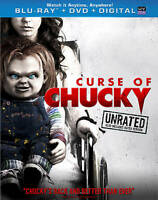 Curse of Chucky (Blu-ray/DVD, 2013, 2-Disc Set, Canadian)