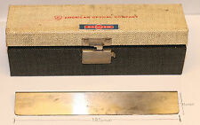 American Optical Microtome Blade Knife, 185mm in length, 31mm in height