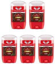 5x Old Spice Timber Anti-perspirant Deodorant Stick For Men 50ml R