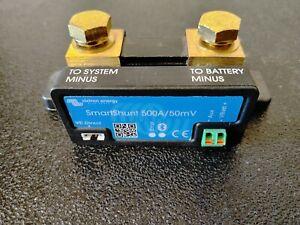 SmartShunt 500A Victron Energy BMV