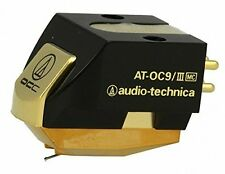 Audio Technica AT-OC9/III MicroCoil 0.4mV Low Output Moving Coil Cartridge. DECO