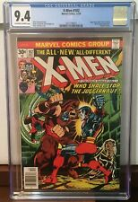 X-MEN #102 CGC 9.4 Origin of Storm Chris Claremont Dave Cockrum