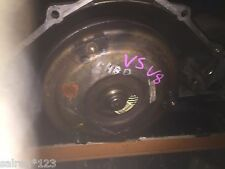 VR VS V8 5LT AUTO TRANS TRANSMISSION AUTOMATIC COMMODORE STATESMAN T700 HOLDEN