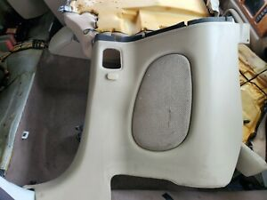 1997 1998 1999 00 01 02 03 04 05 2006 JAGUAR XK8 RIGHT REAR INTERIOR  PANEL SDZ