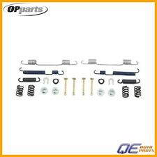 Rear Drum Brake Hardware Kit OPparts 61237004 For: Mitsubishi Lancer 2002 - 2008