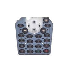 Silicone Keypad Keyboard for Intermec 751 Barcode Scanner
