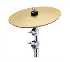 """【XM】11"""" ELECTRONIC CYMBAL - GOLD (Without cymbal arm)"""