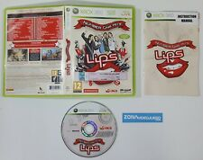Lips Number One Hits, Xbox 360, Pal-por.