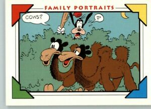 1991 Impel Disney Family Portraits Comic Strip # 157, 162, 163 Goofy (set of 3)
