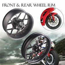 Motorcycle Front & Rear Wheel Rims Set For Honda CBR 1000RR 2012 2013 2014 New
