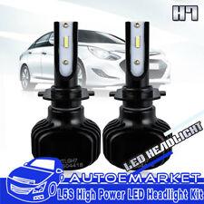 H7 LED Headlight Bulbs Kit For Volkswagen VW Jetta 2005-2017 Passat 1998-2017