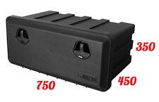 DAKEN Truck Tool Box Side Locker Storage Box Lorry Case Chassis Cab Trailer