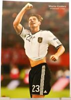 Mario Gomez + Fußball Nationalspieler DFB + Fan Big Card Edition B325 +