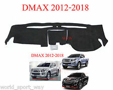 DASH MAT FOR ISUZU D-MAX 2012-ON ALL MODELS 2013 2014 Charcoal DASHMAT DMAX UTE