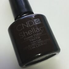 CND Shellac Color Coat FAUX FUR Opaque Color .25 fl oz
