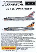NEW 1:72 Xtradecal X7160 Vought F-8E / F-8H / F-8J Crusader