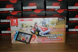 Mario Kart Live Home Circuit Mario Set Edition - Nintendo Switch Brand New
