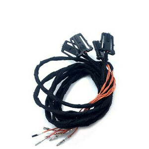Door Warning Light Cables For VW Passat CC B6 B7 Golf  Plus EOS Seat 3AD 947 411