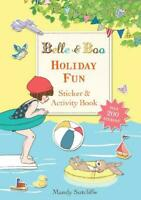 Belle & Boo: Holiday Fun Sticker & Activity Book, Sutcliffe, Mandy, New