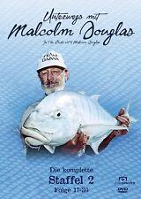 UNTERWEGS MIT MALCOLM DOUGLAS - STAFFEL 2,FOLGE 17-30,    4 DVD NEW