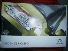 Citroën C3 Picasso 2011... : Betriebsanleitung