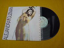 ALEJANDRA GUZMAN edit Guatemala ETERNAMENTE BELLA (EX/EX+) 1990 LP  ç
