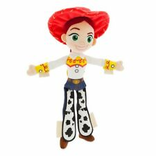 "Disney Store Toy Story Jessie Cowgirl Plush Doll 11"" Bean Bag Toy NEW"